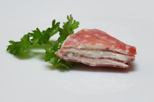 Salami Wedge