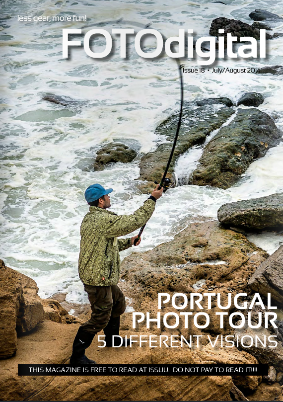FOTOdigital July cover 2014